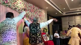 Ae meri Zohra jabeen mast dance performance by couple Kailash and Achala