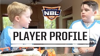 ExtremeToys TV PLAYER PROFILE using NERF TERRASCOUTS! | NBL 2018