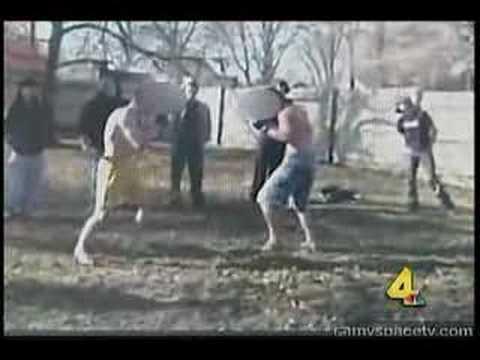 SSF Clarksville Backyard Fighting Clarksville TN NBC News 4