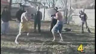 SSF Clarksville Backyard Fighting Clarksville TN NBC News 4