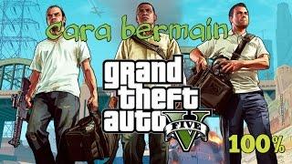 CARA BERMAIN GTA 5 DI ANDROID??? - WORK 100% - BAHASA INDONESIA
