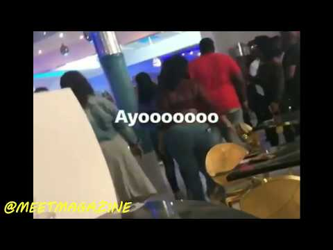 Jhonni Blaze fight vs  Just Brittany update! THIS WILL NEVER END! #LHHATL Season 7 star's!