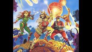 BioPhoenix Game Reviews:  Gain Ground (Sega Genesis)
