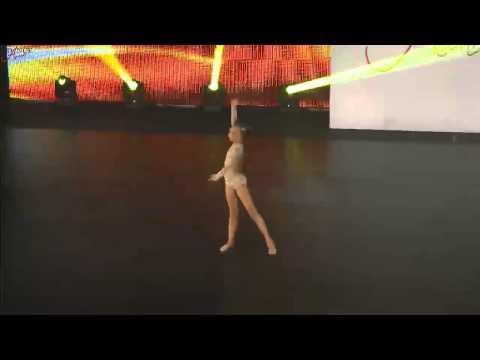 Sophia Lucia - Treasure @ The Dance Awards 2013