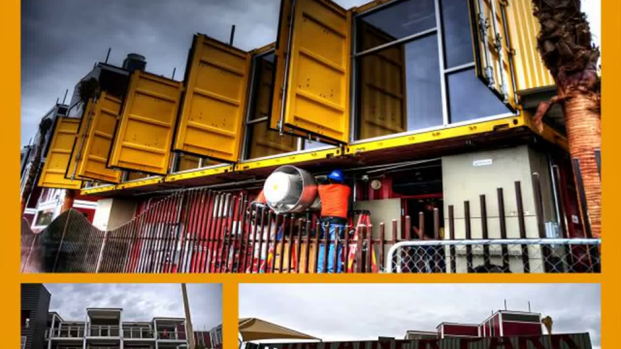 Shipping container house las vegas youtube - Container homes las vegas ...