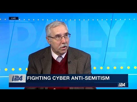 The World Jewish Congress is co-hosting a conference on fighting anti-Semitism on social media.