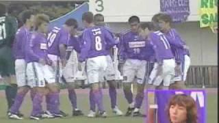 2003年 サンフレッチェ広島 J1昇格特別番組 3/6.