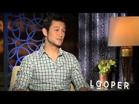 Looper - Interview with Joseph Gordon-Levitt