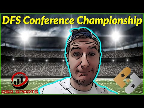Fantasy Football 2019 - DFS Conference Championship