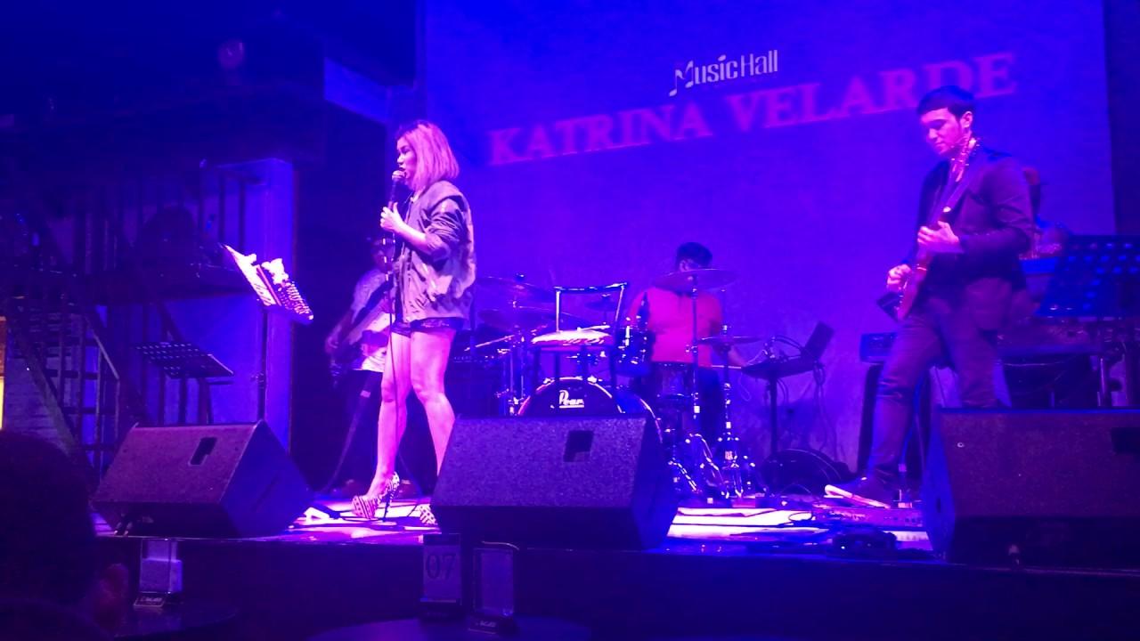 Katrina Velarde - Chandelier LIVE! (HIGHEST VER... - With Loop ...