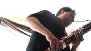 Paul Hanson-Electric Bassoon workout