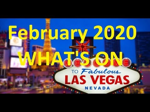 Best Shows In Vegas 2020.February 2020 What S On Las Vegas Best Shows Casinos Restaurants