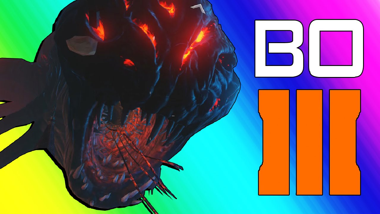 Black Ops three Zombies Revelations DLC   First Try! (Fails & Humorous Moments)