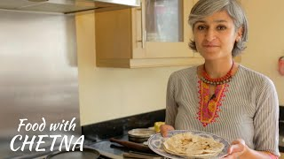 How to make the perfect Chapati- Food with Chetna