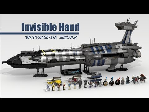 Star Wars Most Powerful Ship: Invisible...