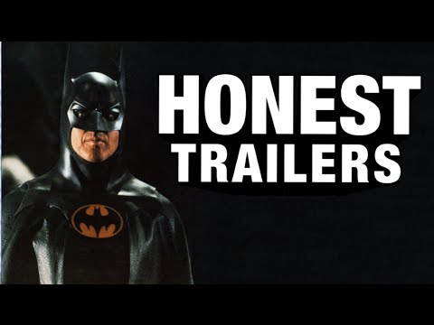 Honest Trailers - Batman (1989)