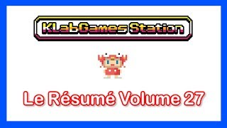 KLab Games Station : Le Résumé Volume 27 thumbnail