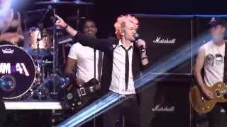 """APMAs 2015: Sum 41 Perform with DMC and  Dave """"Brown Sound"""" Baksh [FULL HD]"""