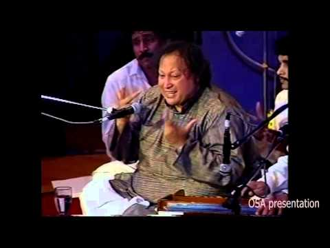 Mast Nazron Se - Ustad Nusrat Fateh Ali Khan - OSA Official HD Video - Husan Walon Se Allah Bachaye