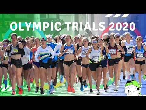 US Olympic Marathon Trials 2020 Results Analysis From Atlanta
