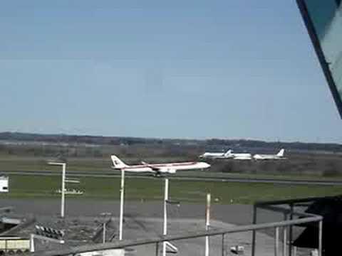 Ezeiza-Buenos-Aires-Iberia-A340-600-flight to Madrid