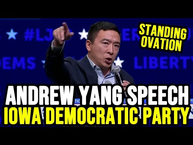 Yang Debates and Events