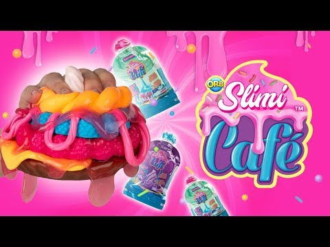 Squishies and Slime Combine with ORB Slimi Café! | A Toy Insider Play by Play