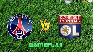 FIFA 15 Gameplay (PS4): PSG vs. LYON (FULL HD)