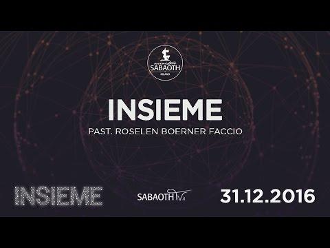Parola dell'anno 2017 @ Milano | INSIEME - Pastore Roselen | 31.12.2016