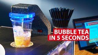 Bubble Tea in 5 Seconds | Made In Singapore | CNA Insider screenshot 5