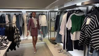 Zara обзор осенней коллекции 2021