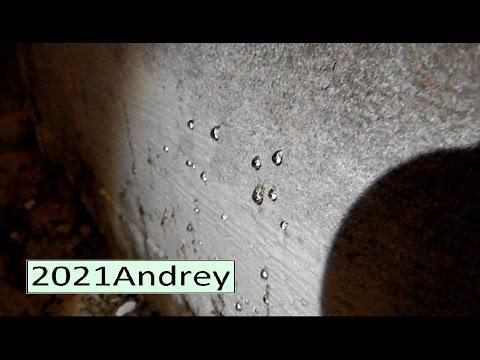 видео: Как промерзает бетон  50 - 60 см.   фильм - 56