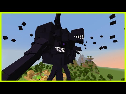 Wither Storm Attack Run Minecraft Story Mode Mini Game