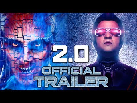 OFFICIAL 2.0 TRAILER: The FIFTH FORCE is Coming! | Rajinikanth | Shankar | Lyca Productions