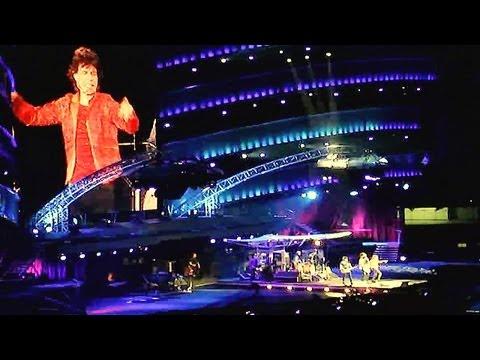 """Rolling Stones in Donosti. """"It"""