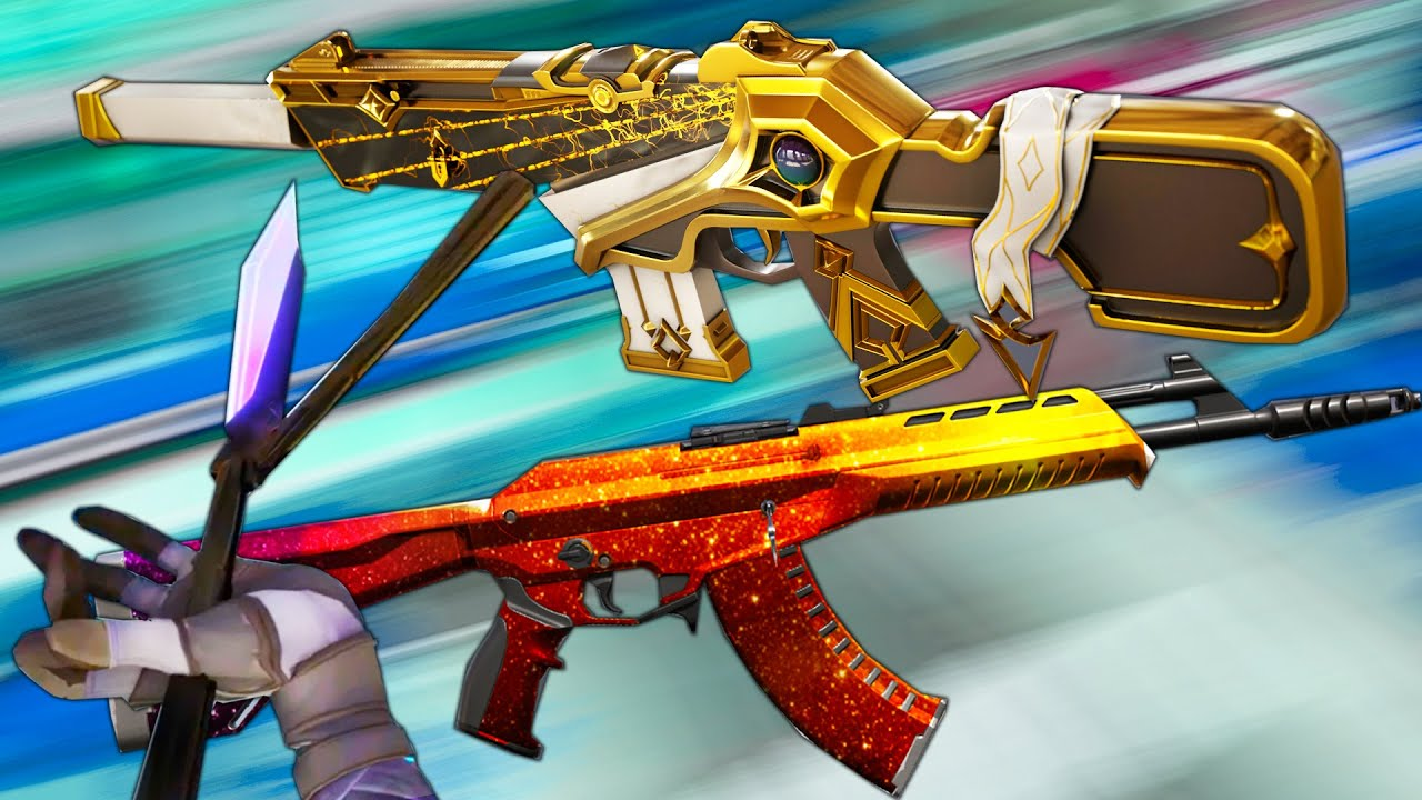 Singularity 2.0 Butterfly knife! - Top 6 *NEW* Skin Collections!