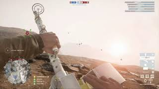 Battlefield 1 - Operatoins - Fao Fortress - Laying Down Fire