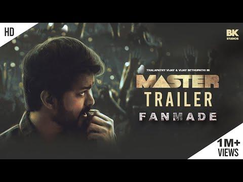 Master - Trailer [ Tamil ] (Imaginary) | Thalapathy Vijay | VijaySethupathi | XB filmcreators