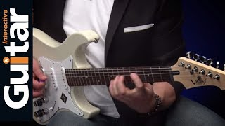 Line 6 Variax Modeling Guitar   Review