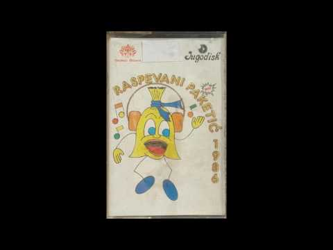 Raspevani Paketić (Dečje pesme-Jugodisk 1986)