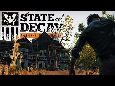 Doc Hanson & Wilkersons Farm | State of Decay YOSE | E05