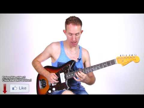 Paranoid ★ Black Sabbath ★ Guitar Lesson - Easy How To Play Tutorial