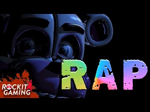 FNAF SISTER LOCATION GAMEPLAY RAP SONG | She Knows | Rockit Gaming
