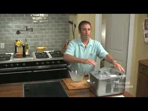 Video Recipe: Strawberry Ice Cream