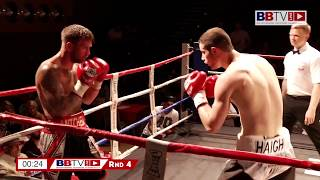 Jake Haigh v Mitch Mitchell - BBTV