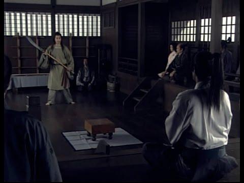 Sasaki Kojiro vs Chinese man
