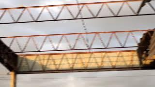 Abrigo de estrutura metálica do triângulo de Limoeiro está ameaçado de cair