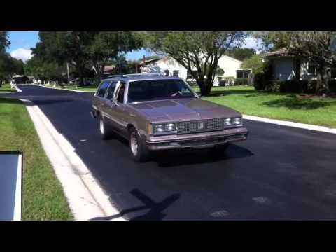 FOR SALE: G Body Oldsmobile Wagon Cutlass Turbo Grand Natio