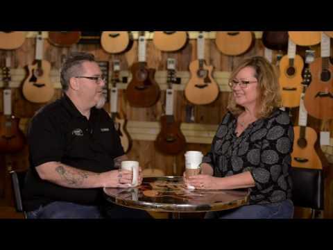 Moore Music Guitars 2016 VIDEO BLOOPERS!