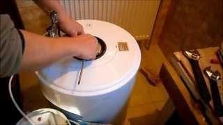 Установка водонагревателя. Подключение водонагревателя(Установка водонагревателя. Подключение водонагревателя Ремонт Строительство Дизайн Отделка Мои идеи..., 2014-10-30T18:07:43.000Z)